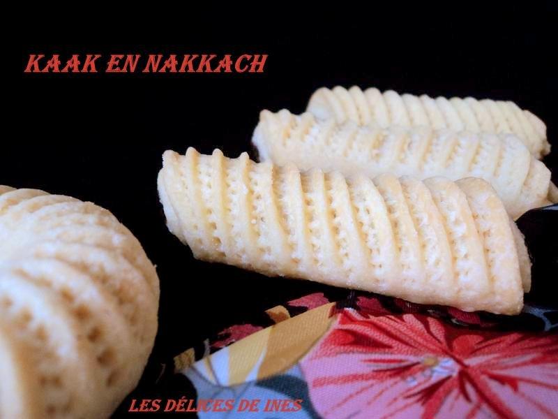 Kaak nekach dans Patisserie algérienne et orientale DSC01928