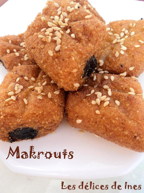 Makrout de Mouni dans Patisserie algérienne et orientale dsc03114