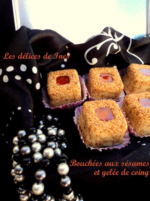 Bouchées aux sésames et gelée de coing dans Biscuits dsc03747
